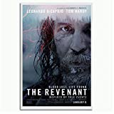 YGWDLON Revenant Filmkunst Poster Drucken Wandbild Für