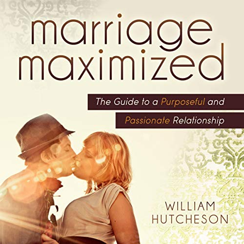 Marriage Maximized audiobook cover art