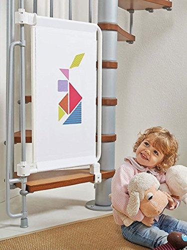 Kalypto - Cancelletto di sicurezza per scale e porte