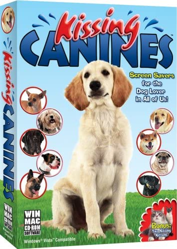 Max 55% OFF price Kissing Canines