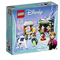 LEGO Disney Frozen Anna's Snow Adventure 41147, Disney Princess Toy [並行輸入品]