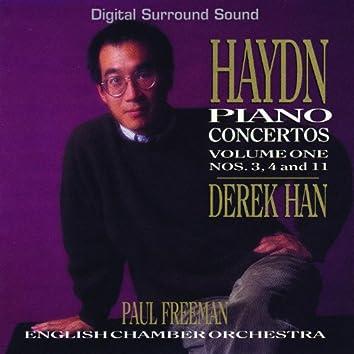 Haydn Piano Concertos: Vol. 1