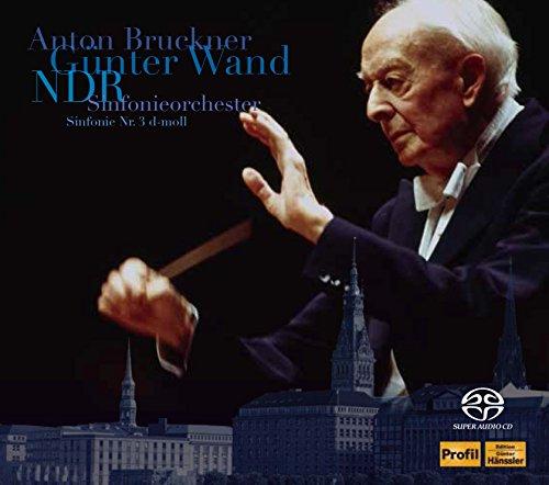 ブルックナー : 交響曲 第3番 ニ短調 WAB 103 (ノヴァーク第3稿 / 1889年) (Anton Bruckner : Sinfonie Nr.3 d-moll / Gunter Wand | NDR Sinfonieorchester) [SACDシングルレイヤー] [輸入盤] [日本語帯・解説付] [Limited Edition] [Live]
