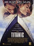 MY HEART WILL GO ON ( LOVE THEME FROM TITANIC ) PIANO, VOIX, GUITARE