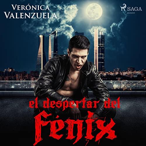 Diseño de la portada del título El despertar del Fénix