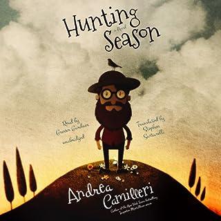 Hunting Season audiobook cover art