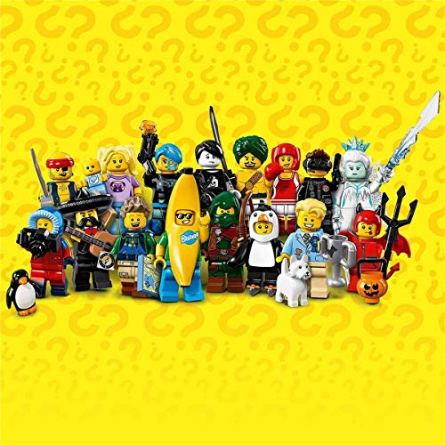Lederhosen Guy LEGO Pretzel for Series 8 /& 11 Pretzel Girl