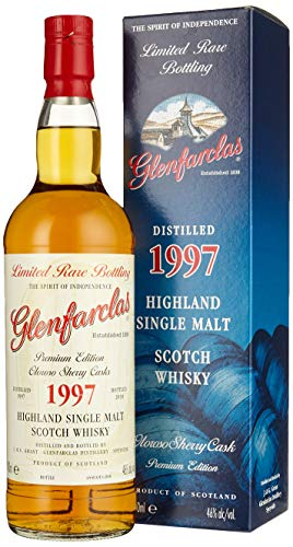 Glenfarclas 1997 Oloroso Sherry Casks Highland Single Malt Scotch Whisky (1 x 0.70 l)