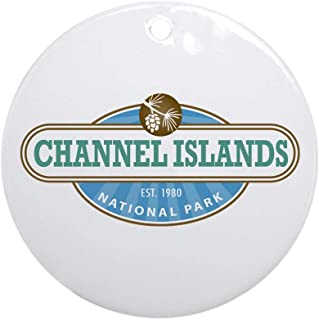 CafePress Channel Islands National Park Ornament (Round) Round Holiday Christmas Ornament