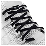 Elastic No Tie Shoe Laces For Adults,Kids,Elderly,System With Elastic Shoe Laces(2 Pairs)