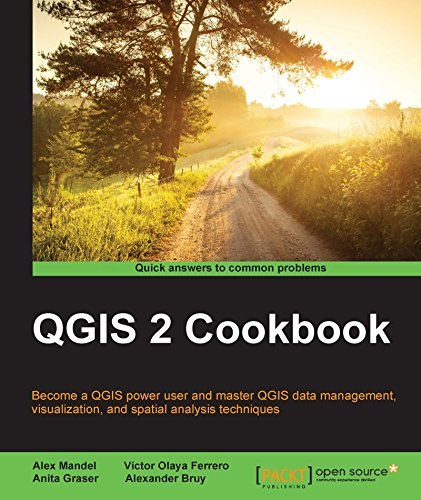 QGIS 2 Cookbook (English Edition)