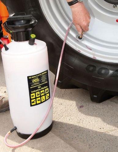 OPTImaxx Reifendicht-Gel Professional 2,5 Liter Reifendichtmittel Gefüllt