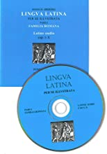"""Lingua Latina: Latine Audio (Audio CD ONLY) Chapters 1-10 only from """"Familia Romana"""""""