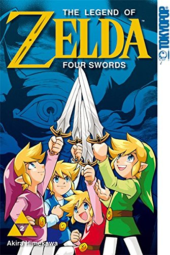 The Legend of Zelda 07: Four Swords 2