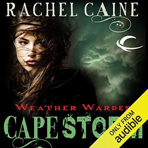 Cape Storm     Weather Warden, Book 8              By:                                                                                                                                 Rachel Caine                               Narrated by:                                                                                                                                 Dina Pearlman                      Length: 9 hrs and 29 mins     29 ratings     Overall 4.5