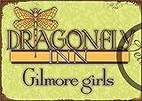 Vintage Wandkunst Dekor Zeichen Gilmore Girls Vintage Wall