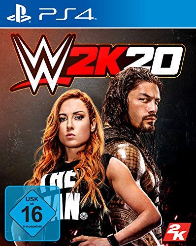 WWE 2K20 - [PlayStation 4] (Français, anglais, allemand, espagnol, italien)