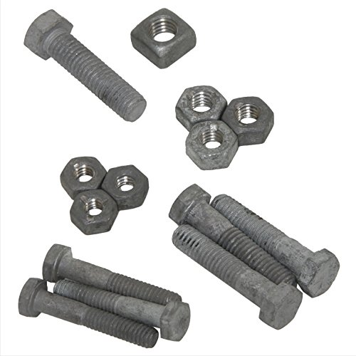 Genuine ROHN 25AJBK Tower Bolt Kit - New OEM Parts for 25AG Top Section. Buy it now for 10.50