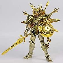 Linker Wish Saint Seiya EX God Pisces Aphrodite and God Libra Dohko God Cloth SOG Action Figure Myth Metel Armor Toys Figure(God Libra)
