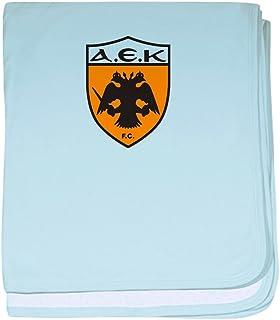 CafePress AEK Baby Blanket, Super Soft Newborn Swaddle