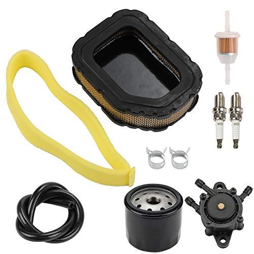 Panari 32 083 03-S Air Filter with 24 393 16-S Fuel Pump 12 050 01-S Oil Filter for Kohler SV710 SV715 SV720 SV730 SV740 SV735 Courage Engine