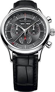 Maurice Lacroix - Les Classiques de hombre negro Dial calendario reloj LC1228-SS001 – 331 por Maurice Lacroix