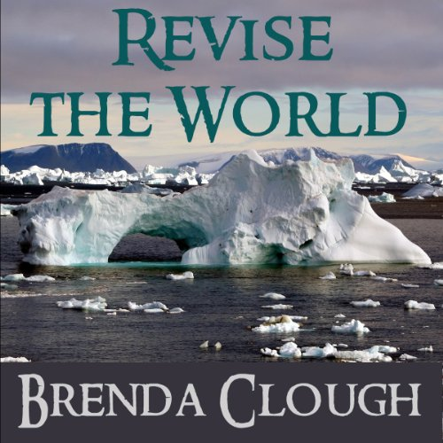 Revise the World audiobook cover art