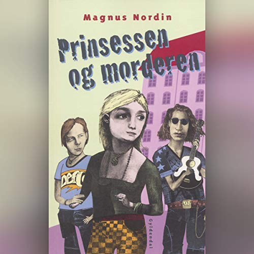 Prinsessen og morderen audiobook cover art