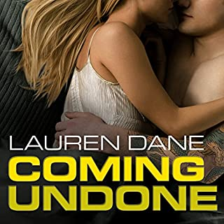 Coming Undone audiobook cover art