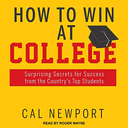 How to Win at College cover art