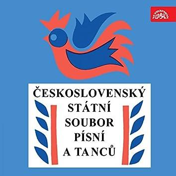 Lidové Písně, Československý Státní Soubor Písní A Tanců