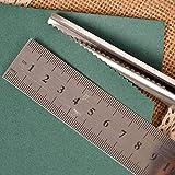 Papelería Profesional Zig Zag - Tijeras de costura para costura (3 mm)