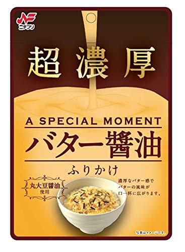 ニチフリ 超濃厚バター醤油ふりかけ 35g ×10個