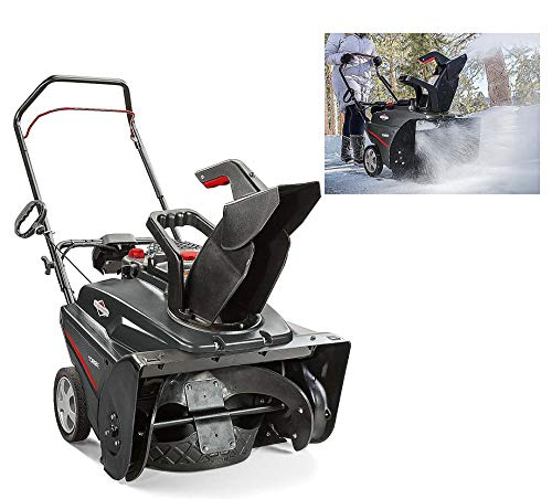 Sale!! Snow Blower Thrower Kit Removal Cordless Walk Clearing Depth Heavy Duty Quickly Clear Snow Of...