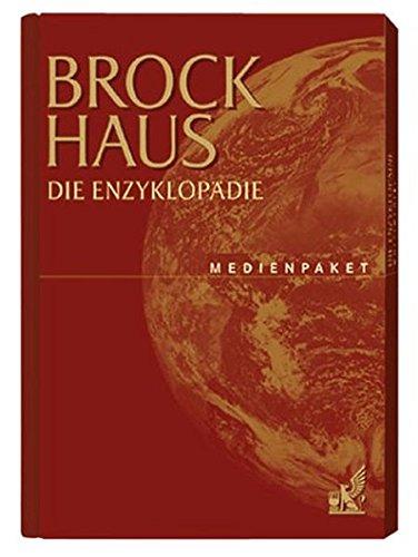 Brockhaus - Die Enzyklopädie, Medienpaket (DVD-ROM)