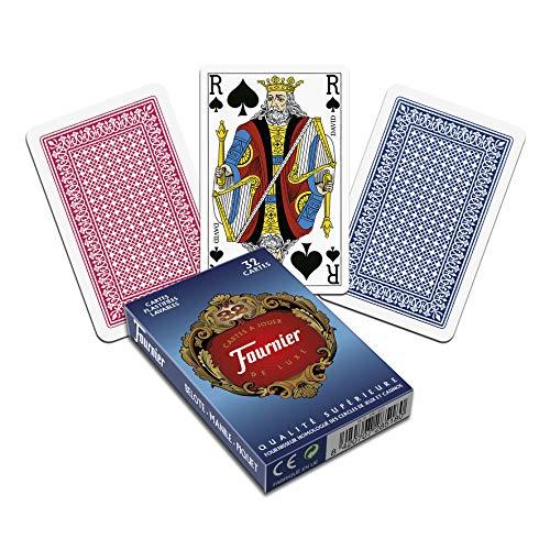 Fournier Belote Karten (32 Stück)