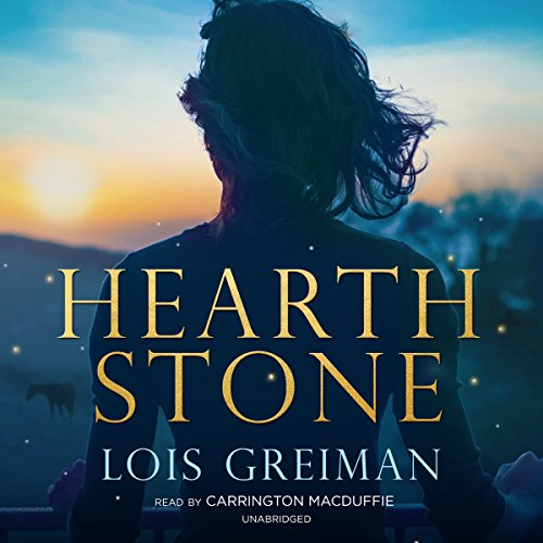 Hearth Stone audiobook cover art
