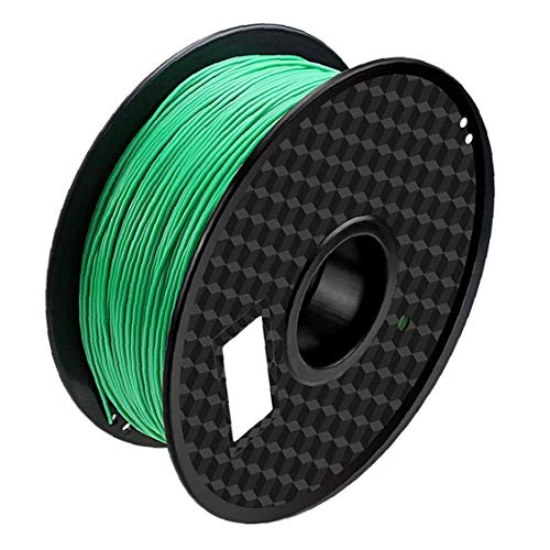 LAANCOO 3D-Drucker Filament 1.75mm 1KG Spool Filament PLA Filament 3D Green Printing Filament Materialien für 3D-Drucker