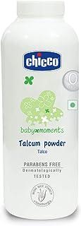 Chicco Talcum Powder 500gm - Pack of 1, 0M+