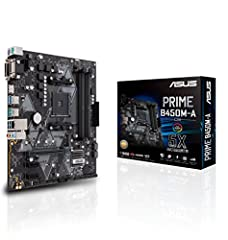 AMD AM4 Socket: The perfect pairing for 3rd/2nd/1st Gen AMD Ryzen CPUs Fast Connectivity: 1Gb LAN, HDMI 2.0b, D-Sub, and DVI display outputs ASUS CSM motherboard: ASUS Corporate Stable Model with up to 36-month supply, EOL notice, and ECN control ASU...