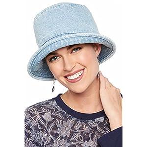 Women's Denim Bucket Hat | Bucket Hats for Women