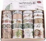 Cinta adhesiva decorativa de varios patrones, Lychii para álbumes de recortes,...