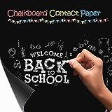 VEELIKE Chalkboard Wallpaper Stick and Peel...