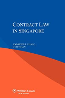 Contract Law in Singapore