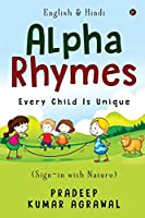 English & Hindi Alpha Rhymes: ( Sign-in with Nature)