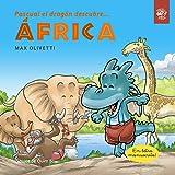 Pascual el dragón descubre África - Cuentos en letra ligada: Cuentos para aprender a leer: 3 (Aprende a leer en letra ligada)