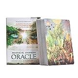 Mystischer Schamane Orakel-Karte 64 Blatt   Karten Tarot-Karten   Das Medizinrad, Der Fluch, Der...