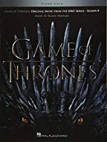 Game of Thrones Season 8: Piano Solo: Original Music from the HBO Series