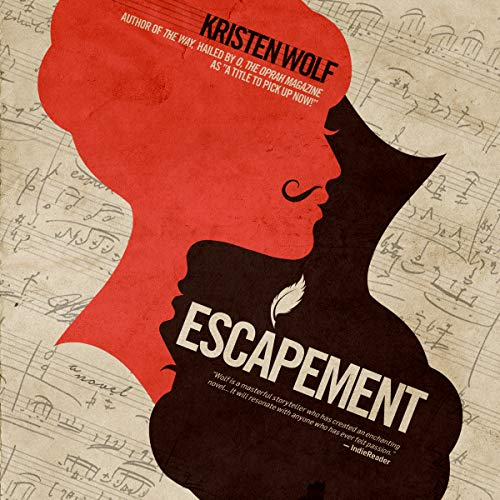 Escapement audiobook cover art