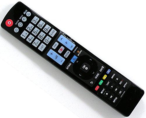 Vinabty Ersatz Fernbedienung AKB73615303 fit für LG 3D TV 0PZ850N 60PZ850T 50PM970T 55LM620T 55LM860V 55LM960V, Ersatz für AKB72913104 AKB72914012 AKB72914030 AKB72914046 AKB72914047 AKB73615303